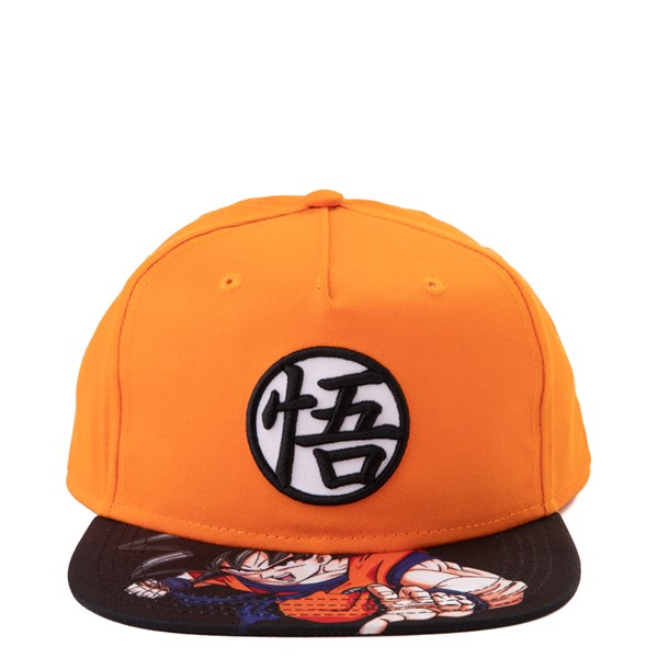 Dragon Ball Z Snapback Cap - Little Kid - Orange / Black