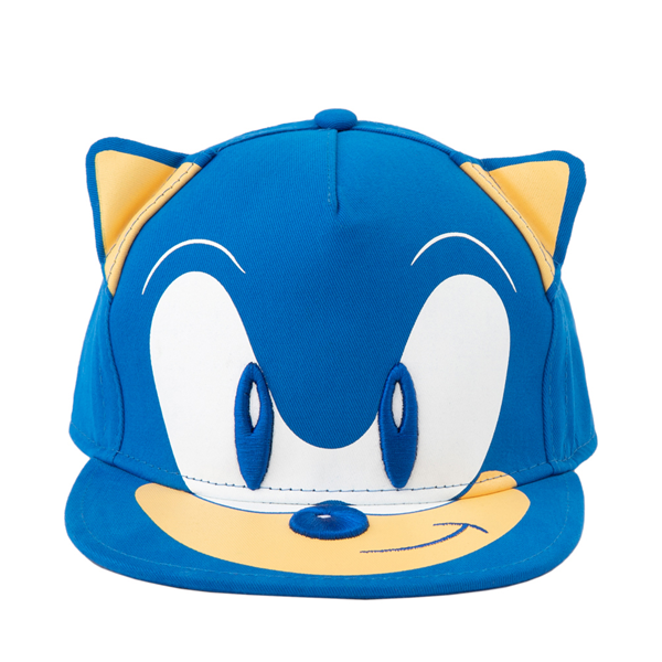 Sonic The Hedgehog® Snapback Cap - Blue