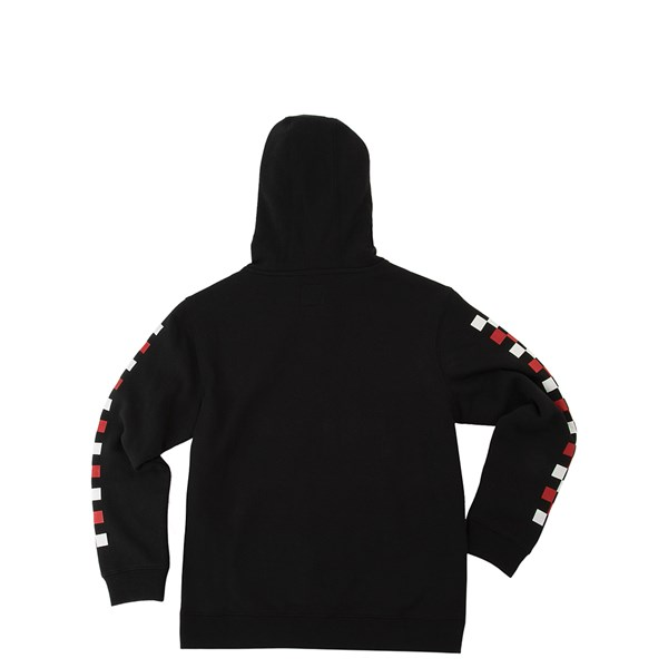 alternate view Vans Hoodie - Little Kid / Big Kid - BlackALT1