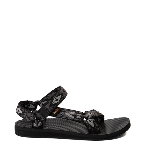 Womens Teva Original Universal Sandal - Black / Gray