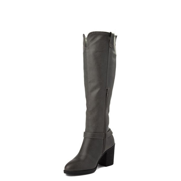 alternate view Womens MIA Hamilton Tall Boot - GrayALT3