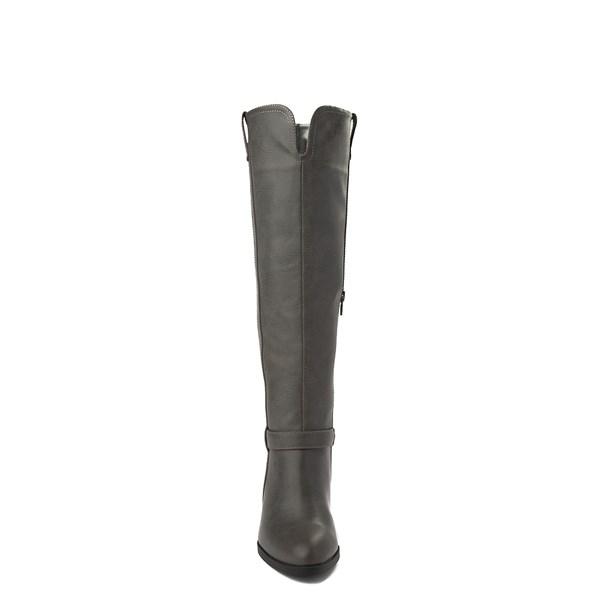 alternate view Womens MIA Hamilton Tall Boot - GrayALT4