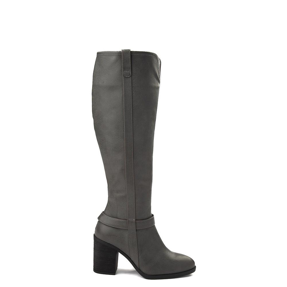 Womens MIA Hamilton Tall Boot - Gray