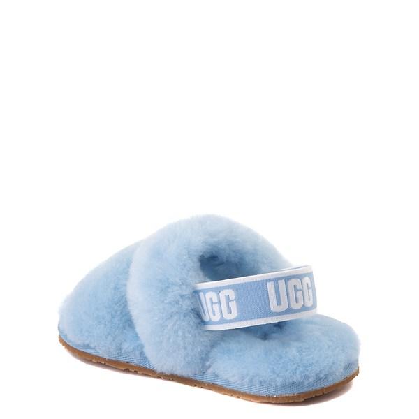 alternate view UGG® Oh Yeah Slide Sandal - Toddler / Little Kid - HorizonALT2