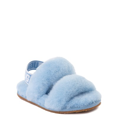 Alternate view of UGG® Oh Yeah Slide Sandal - Toddler / Little Kid - Horizon