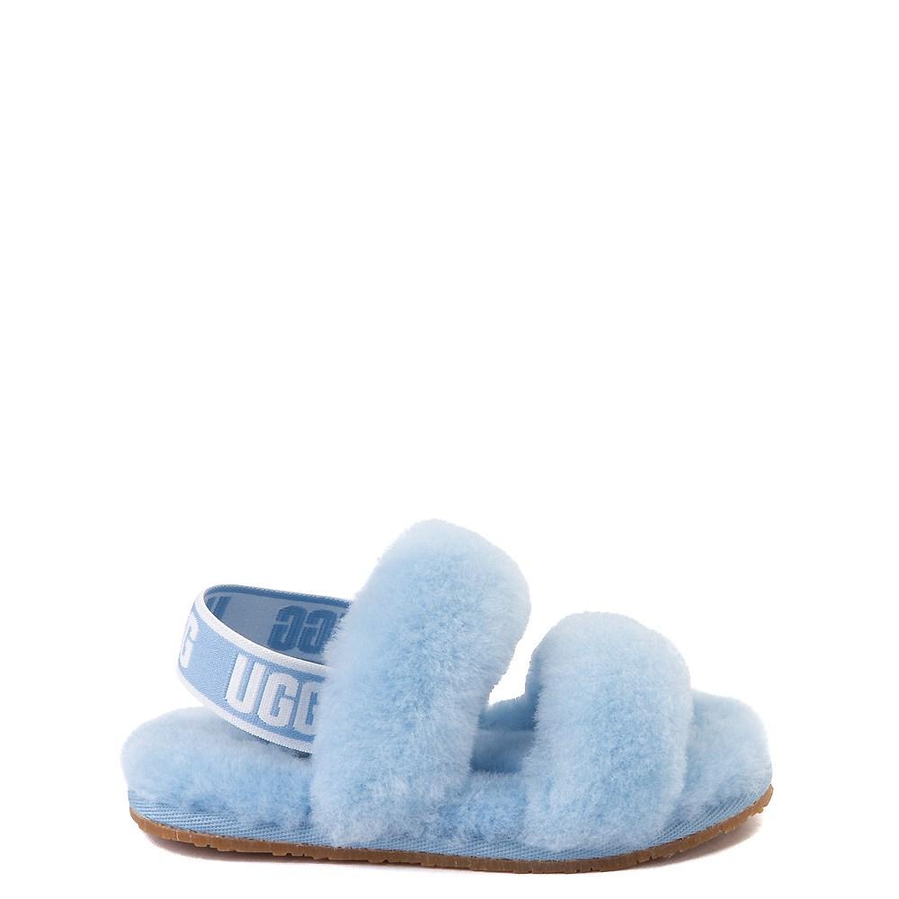 UGG® Oh Yeah Slide Sandal - Toddler / Little Kid - Horizon