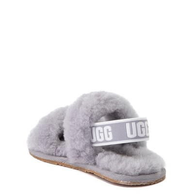 Alternate view of UGG® Oh Yeah Slide Sandal - Toddler / Little Kid - Soft Amethyst