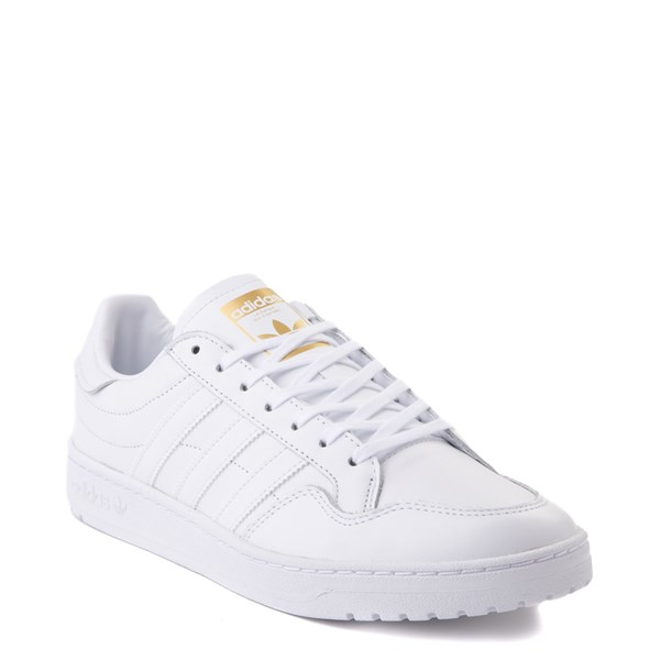 alternate view Mens adidas Team Court Athletic Shoe - WhiteALT1