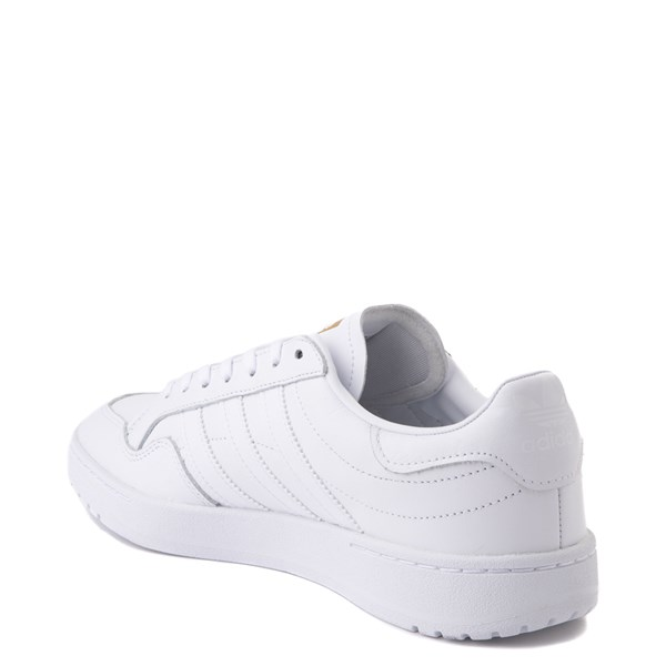 alternate view Mens adidas Team Court Athletic Shoe - WhiteALT2
