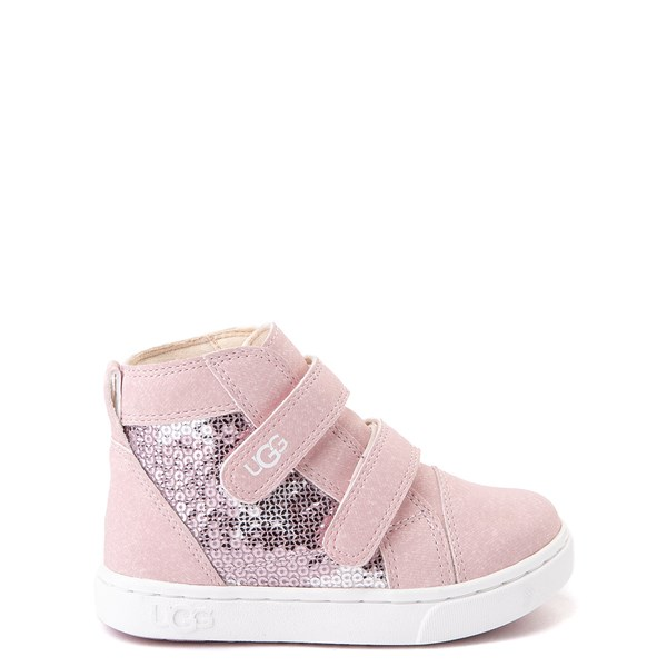 UGG® Rennon II Stars Boot - Toddler / Little Kid - Pink Crystal