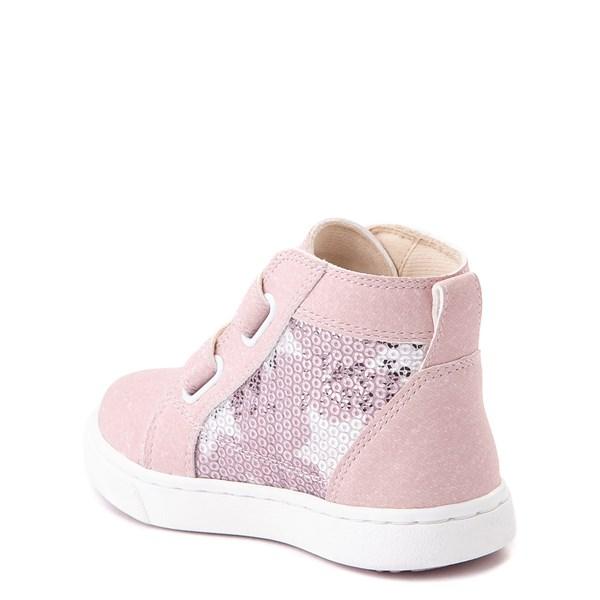 alternate view UGG® Rennon II Stars Boot - Toddler / Little Kid - Pink CrystalALT2