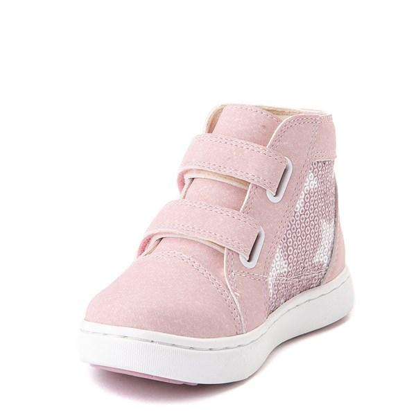 alternate view UGG® Rennon II Stars Boot - Toddler / Little Kid - Pink CrystalALT3