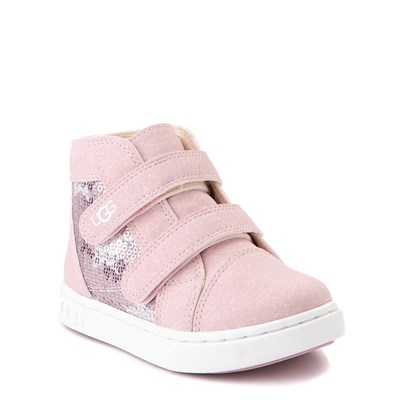 Alternate view of UGG® Rennon II Stars Boot - Toddler / Little Kid - Pink Crystal