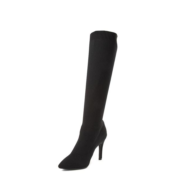 alternate view Womens MIA Meredith Tall Boot - BlackALT3