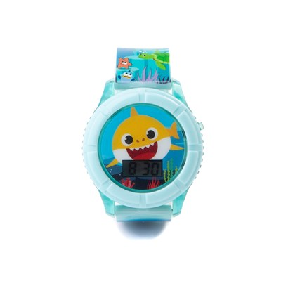 Main view of Baby Shark Watch - Light Blue