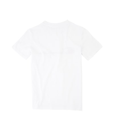 Alternate view of Champion Script Logo Tee - Little Kid / Big Kid - White