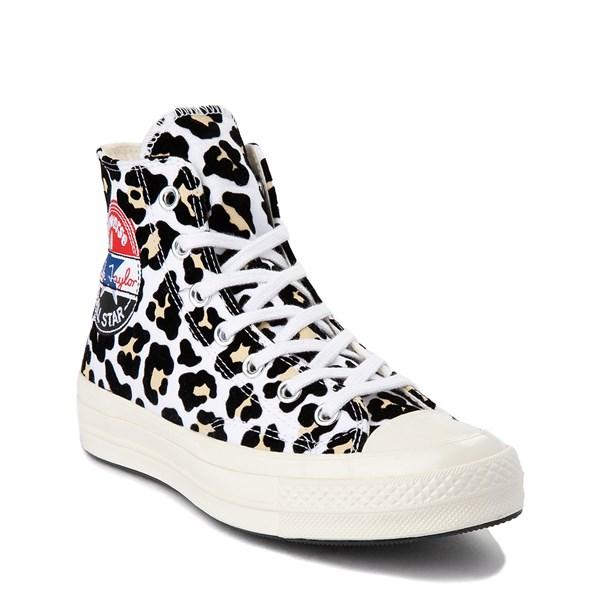 alternate view Converse Chuck 70 Hi Sneaker - LeopardALT1B