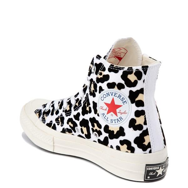 alternate view Converse Chuck 70 Hi Sneaker - LeopardALT2