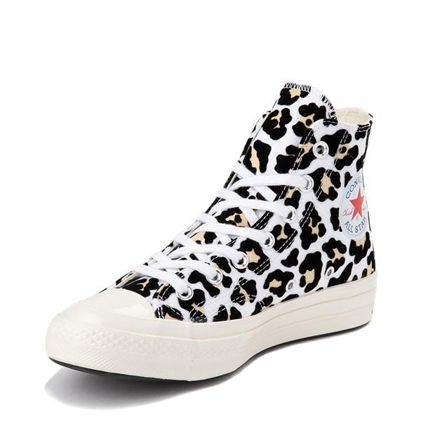 alternate view Converse Chuck 70 Hi Sneaker - LeopardALT3