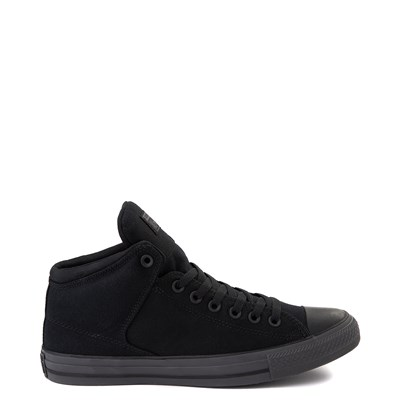Main view of Converse Chuck Taylor All Star Street Hi Sneaker - Black Monochrome