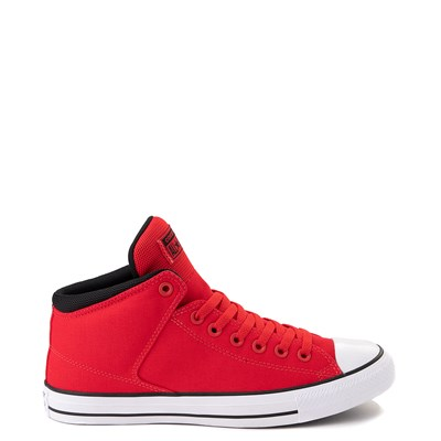 Main view of Converse Chuck Taylor All Star High Street Sneaker - Red
