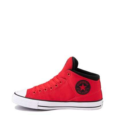 Alternate view of Converse Chuck Taylor All Star High Street Sneaker - Red