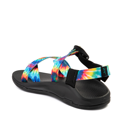 Alternate view of Womens Chaco Z/Boulder 2 Sandal - Tie Dye