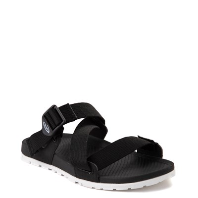Alternate view of Womens Chaco Lowdown Slide Sandal - Black