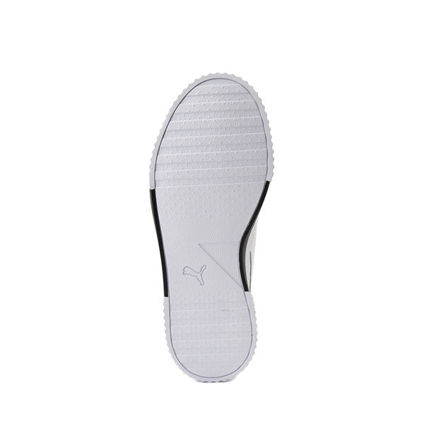 alternate view Puma Carina Athletic Shoe - Big Kid - WhiteALT3