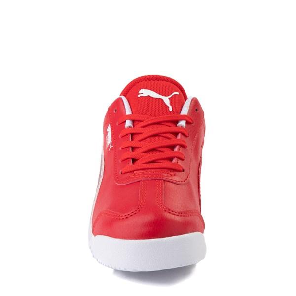 alternate view Puma Scuderia Ferrari Roma Athletic Shoe - Little Kid / Big Kid - RedALT4
