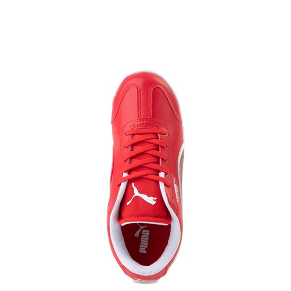 alternate view Puma Scuderia Ferrari Roma Athletic Shoe - Little Kid / Big Kid - RedALT4B