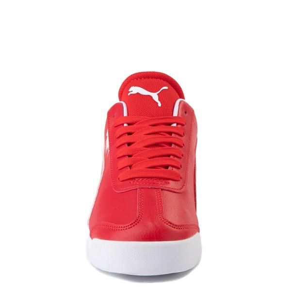 alternate view Puma Scuderia Ferrari Roma Athletic Shoe - Big Kid - RedALT4