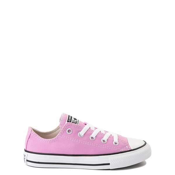 Main view of Converse Chuck Taylor All Star Lo Sneaker - Little Kid - Peony Pink