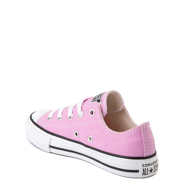 alternate view Converse Chuck Taylor All Star Lo Sneaker - Little Kid - Peony PinkALT1