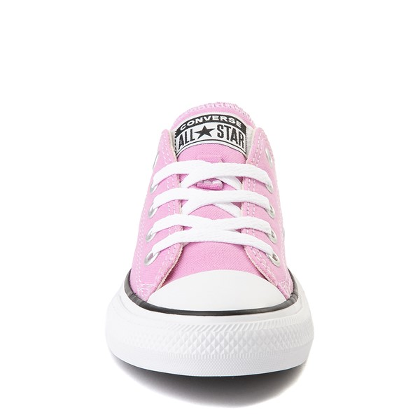 alternate view Converse Chuck Taylor All Star Lo Sneaker - Little Kid - Peony PinkALT4