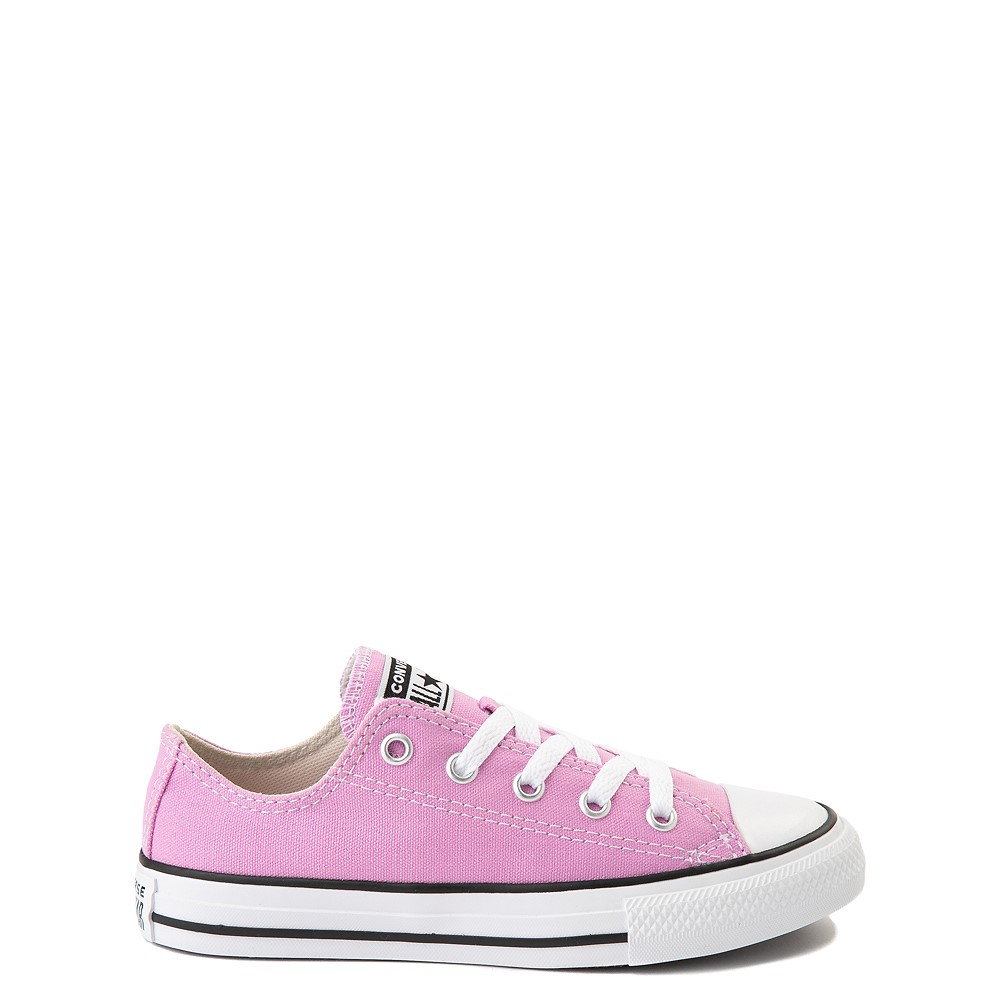 Converse Chuck Taylor All Star Lo Sneaker - Little Kid - Peony Pink