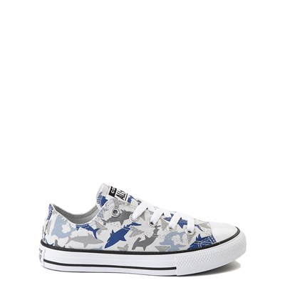 Main view of Converse Chuck Taylor All Star Lo Sharks Sneaker - Little Kid - Photon Dust
