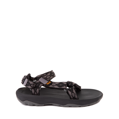 Main view of Teva Hurricane XLT2 Sandal - Little Kid - Canyon Gray
