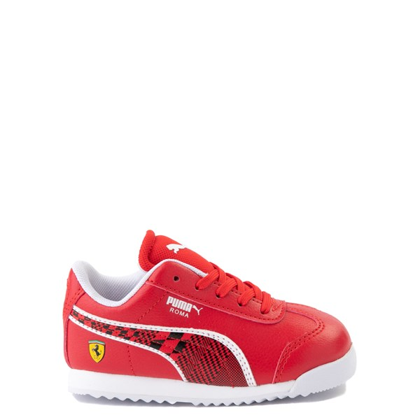 Puma Scuderia Ferrari Roma Athletic Shoe - Toddler - Red