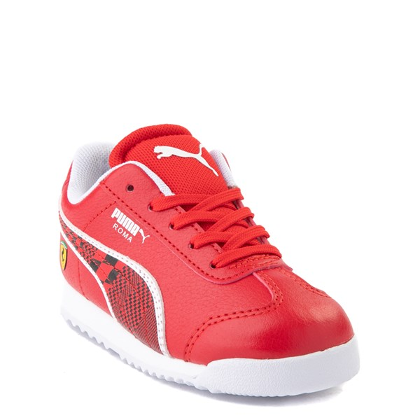 alternate view Puma Scuderia Ferrari Roma Athletic Shoe - Toddler - RedALT1