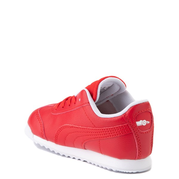alternate view Puma Scuderia Ferrari Roma Athletic Shoe - Toddler - RedALT2