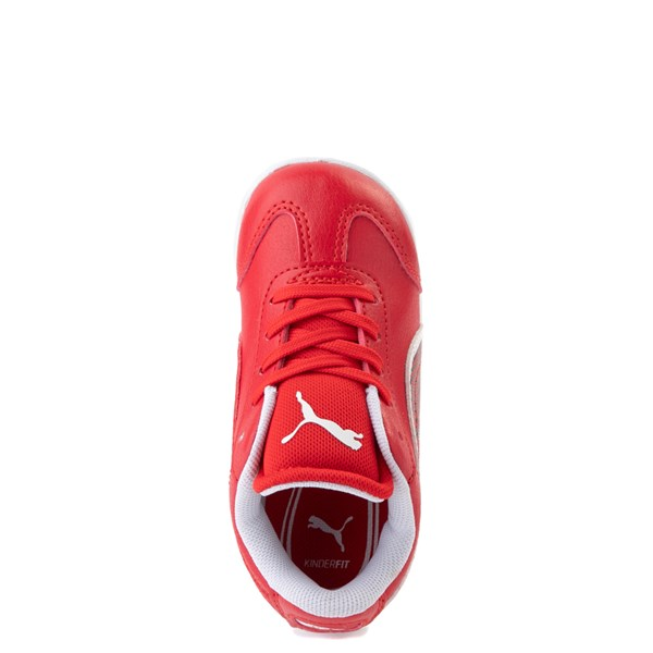 alternate view Puma Scuderia Ferrari Roma Athletic Shoe - Toddler - RedALT4B