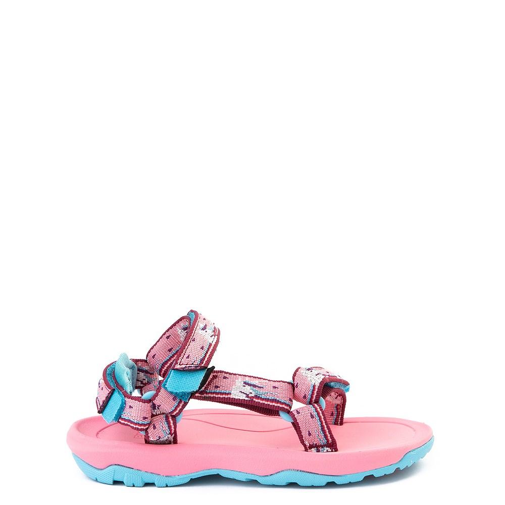 Teva Hurricane XLT2 Sandal - Baby / Toddler - Germanium Pink / Unicorn