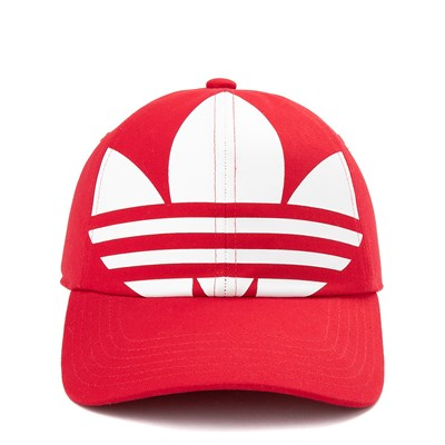 Main view of adidas Originals Trefoil Relaxed Dad Hat - Little Kid