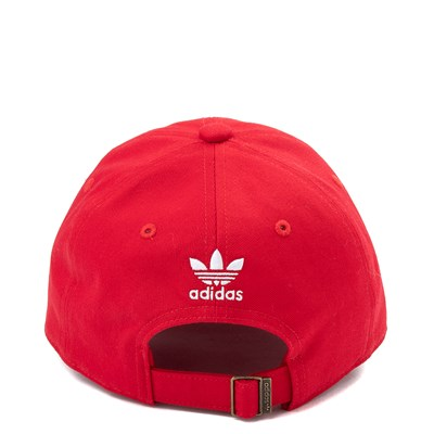 Alternate view of adidas Originals Trefoil Relaxed Dad Hat - Little Kid