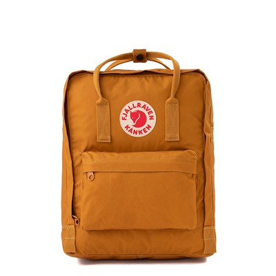 Main view of Fjallraven Kanken Backpack - Mustard
