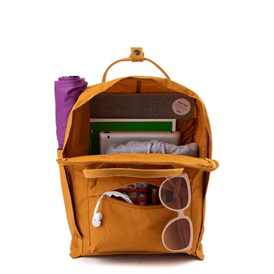 Alternate view of Fjallraven Kanken Backpack - Mustard