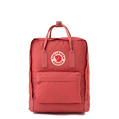 Main view of Fjallraven Kanken Backpack - Dahlia Pink