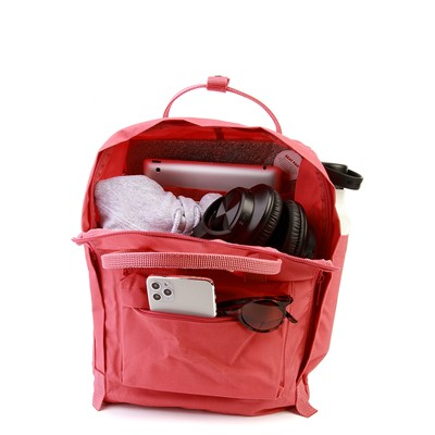Alternate view of Fjallraven Kanken Backpack - Dahlia Pink
