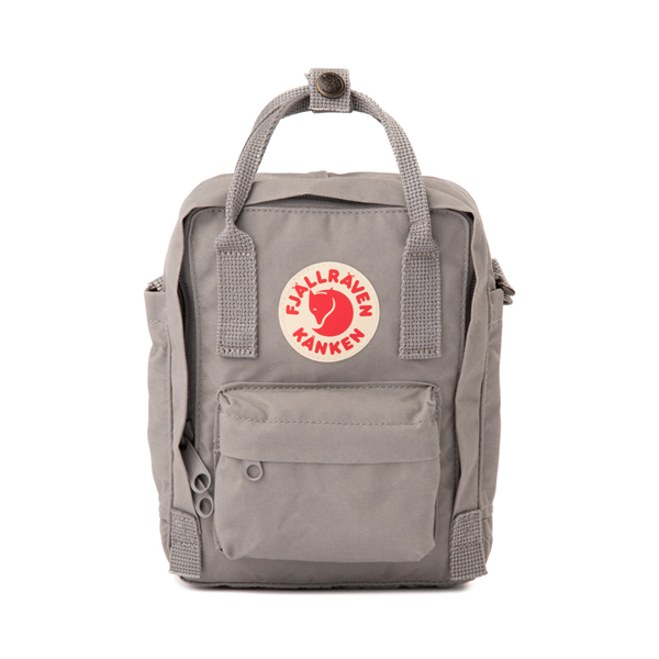 Main view of Fjallraven Kanken Sling Bag - Fog Gray